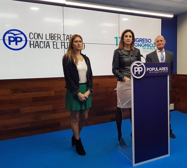 Prensa Pp Regional (Np) Patricia Fdez. Comunicado Libertad E Igualdad+Foto+Audio