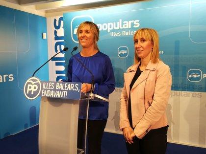"""El PP critica la """"profunda incoherencia"""" del PSOE con las pensiones y asegura que el sistema actual """"está garantizado"""""""