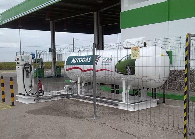 Estación de Autogas