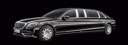 Mercedes-Benz incorpora nuevos colores y acabados interiores al Mercedes-Maybach Pullman