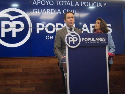 """Teodoro García, ante petición Fiscalía: """"A Cs se le acaban las excusas para no apoyar los Presupuestos"""""""