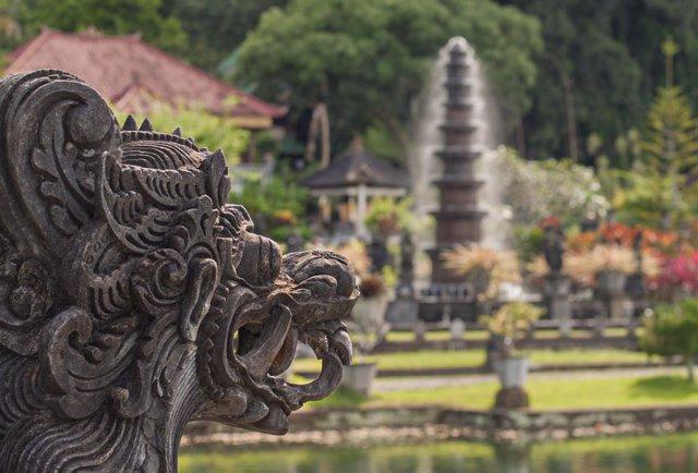 Palacio del Agua de Bali