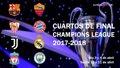 JUVENTUS-REAL MADRID, BARCELONA-ROMA Y SEVILLA-BAYERN, DUELOS DE CHAMPIONS