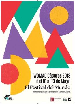 Womad Cáceres, El Festival Del Mundo, Ya Tiene La Imagen Representativa De La Ed