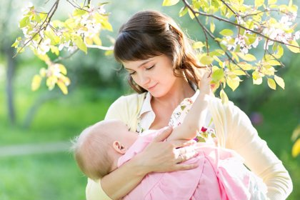 Lactancia en bebés de más edad, ¿debe mantenerse la misma cantidad?