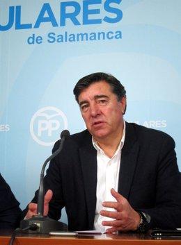 Salamanca.- Bermúdez de Castro (16/3/2018)
