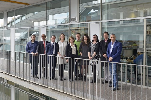 Centro de Regulación Genómica (CRG) y el Grupo Eugin