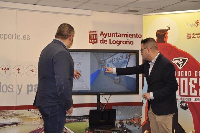 Virtualización Logroño Deporte