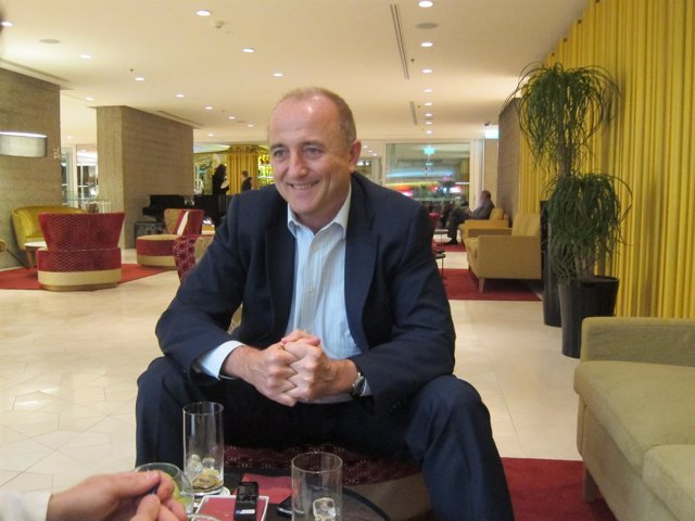 Entrevista al exministro de Industria Miguel Sebastián