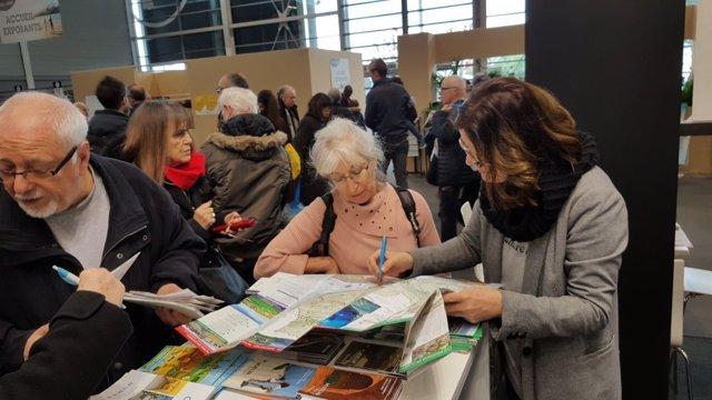 El 'Salon Mondial du Tourisme' de París es una cita destaca para la provincia.