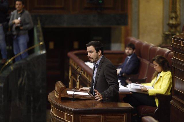 Alberto Garzón, coordinador federal de IU
