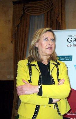 Pilar del Olmo en Salamanca.16-03-18.
