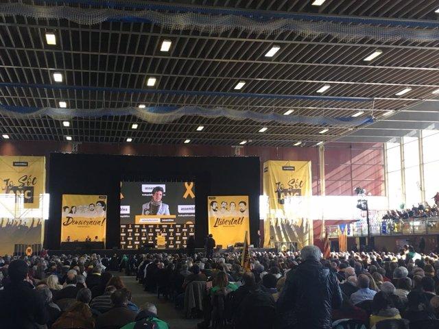 Asamblea General de la ANC (Archivo)