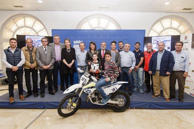 El Campeonato Provincial de Motocross 2018 pasará por siete municipios.