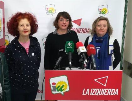 """IULV-CA critica que Susana Díaz quiere reformar la Ley contra la Violencia de Género """"a la manera de Rajoy"""""""