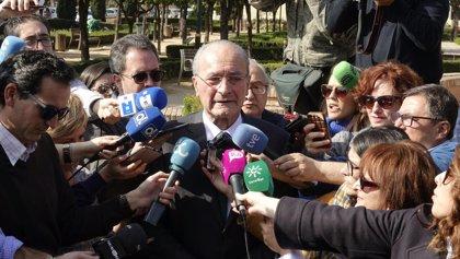 """De la Torre asegura que los cambios en el equipo de gobierno de Málaga tras la salida de Andrade serán """"mínimos"""""""