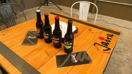 La cerveza artesanal grancanaria Jaira será una de las doce marcas con grifo fijo en el Barcelona Beer Festival