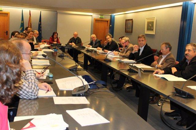 Reunión del Consejo Agroalimentario del Principado