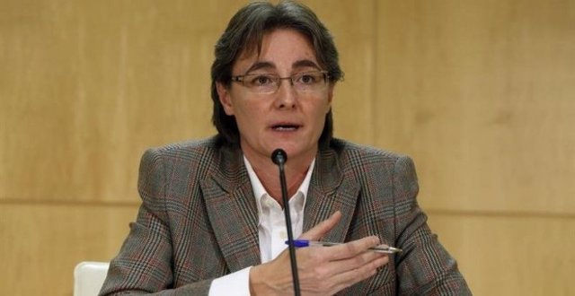 Marta Higueras, del Ayuntamiento de Madrid