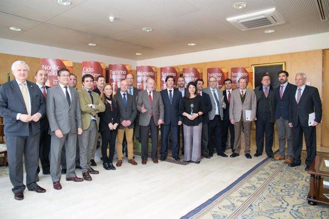 Diputación incrementa el presupuesto del plan de asociaciones empresariales