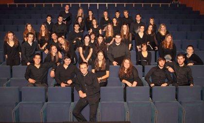 Un concierto de Sinfonietta Académica y el Coro Juvenil del Orfeón Pamplonés abre el Festival de Música Sacra