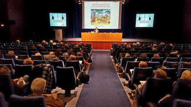 La jornada se ha celebrado hoy en la Ciudad Escolar Pignatelli