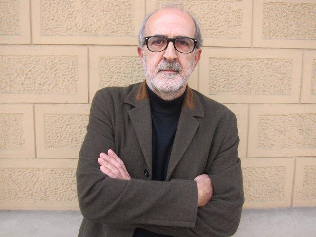El escritor Antoni García Porta