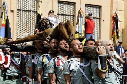 RTVE retransmitirá la Semana Santa de Málaga a una audiencia potencial de 450 millones de espectadores
