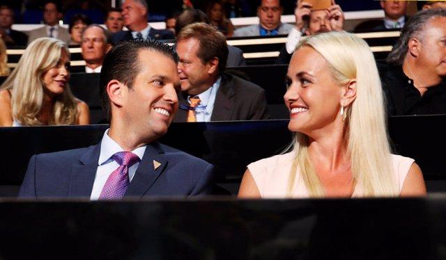 Donald Trump Jr. Y Vanessa Trump
