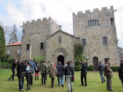 Pacto en la Diputación de A Coruña para instar al Estado a recuperar el Pazo de Meirás