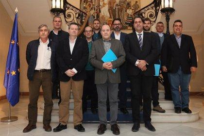 La Diputación de Alicante, universidades y regantes alcanzan un Pacto Provincial del Agua sin Esquerra Unida