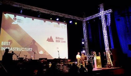 El Bilbao BBK Live Festival, premiado en los Iberian Awards