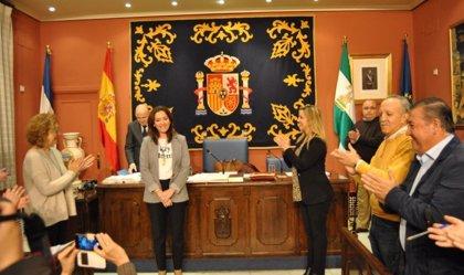 María de los Ángeles Ballesteros, nueva delegada de Educación y Patrimonio en Alcalá de Guadaíra (Sevilla)