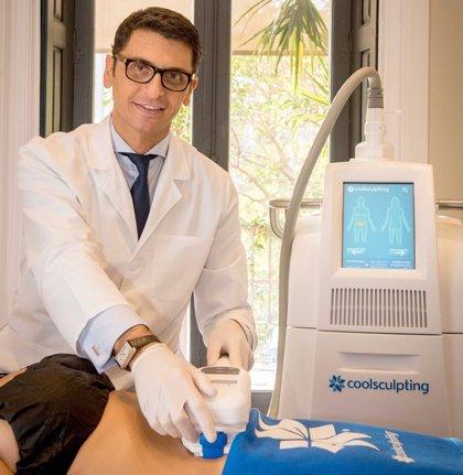 Allergan lanza 'CoolSculpting', un dispositivo que elimina la grasa corporal localizada de forma permanente