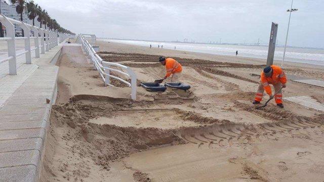Nota De Prensa Avance De Valoración Tras El Temporal En Las Playas
