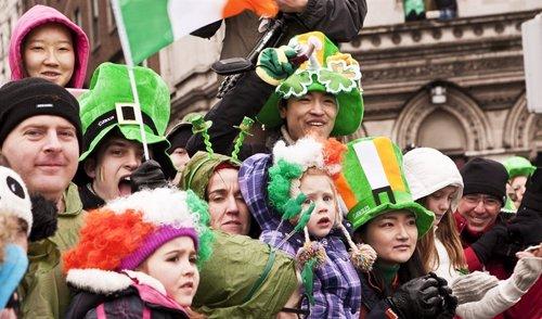 Irlanda espera recibir visitantes en san patricio for Oficina de turismo de irlanda