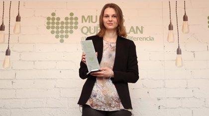 Iberdrola premia a Anna Muzychuk por su reivindicación en la igualdad de género en el ajedrez