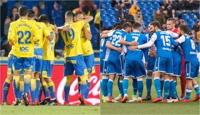 El Deportivo se la juega ante Las Palmas