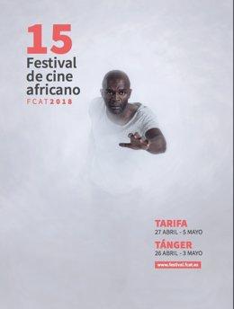 Cartel Festival de Cine AfricanoFCAT