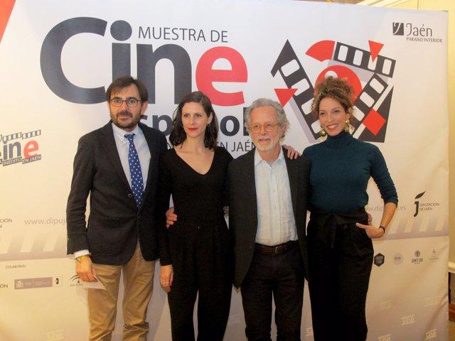Fernando Colomo presenta en la Muestra de Cine Español en Jaén 'La tribu'