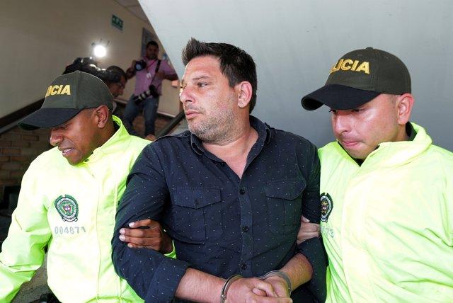 Raul Gutierrez Sanchez, terrorista detenido