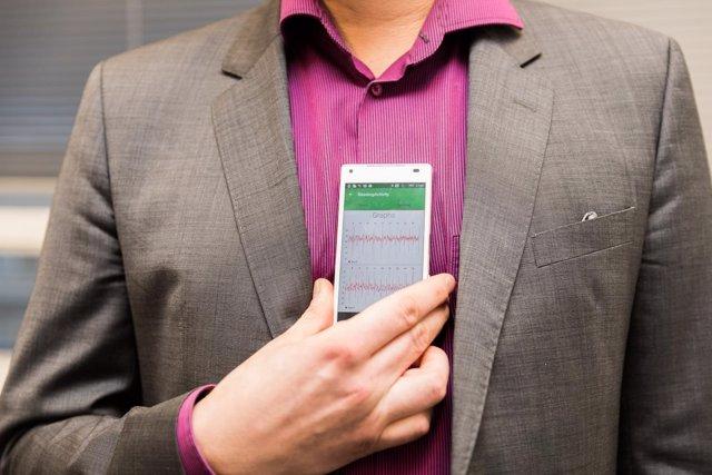 App para detectar la fibrilación auricular con el móvil