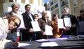 FAMILIAS DE VICTIMAS SE CONCENTRAN ESTE DOMINGO EN HUELVA EN APOYO A LA PRISION PERMANENTE REVISABLE