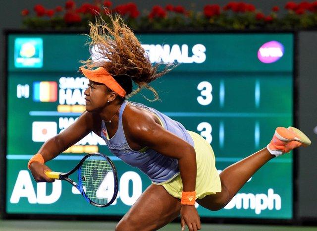 Indian Wells Naomi Osaka