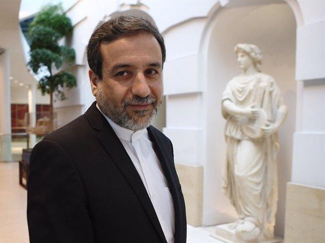 Abbas Araqchi, viceministro de Exteriores de Irán