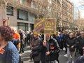 UNOS 30.000 PENSIONISTAS SE MANIFIESTAN EN BARCELONA EN DEFENSA Y AUMENTO DE LAS PENSIONES