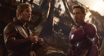 Vengadores: Infinity War ya bate récords