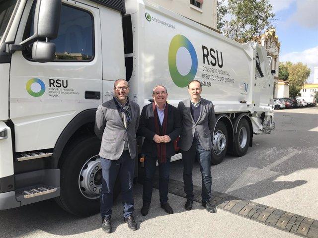 Nuevo camión RSU