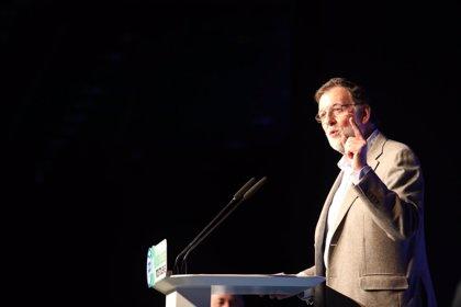 """Rajoy pide al PSOE que """"cambie de criterio"""" con la prisión permanente revisable para no dar """"un paso atrás"""""""