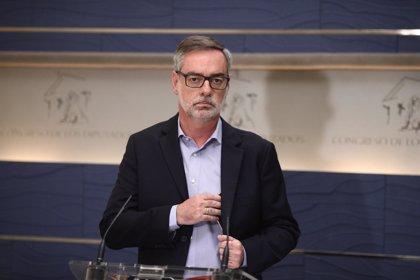 """Villegas llama a lograr la """"dignidad"""" de los pensionistas en los PGE cuando el PP """"deje de proteger a sus imputados"""""""